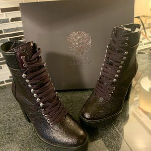 Vince Camuto Combat Boot